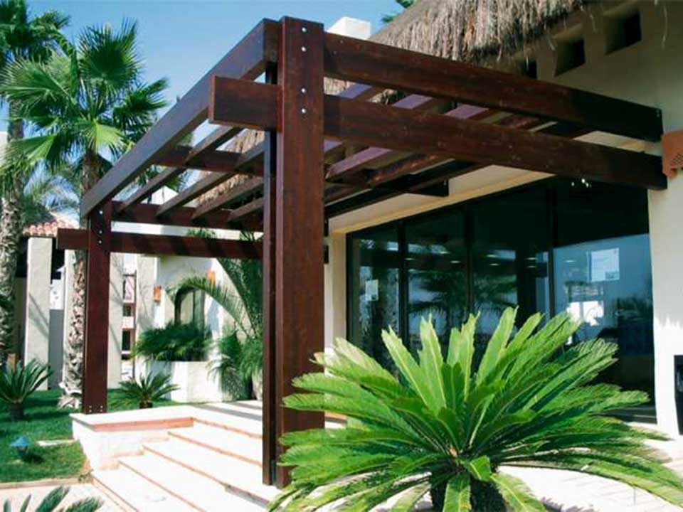 pergola leroy merlin ampliar imagen 15 produits votre. Black Bedroom Furniture Sets. Home Design Ideas